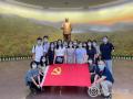 中国社会工作联合会党委组织参观香山革命纪念馆
