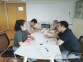 中社联党委第一支部召开党史学习教育专题组织生活会