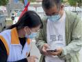 南京江宁:疫情防控,社工在行动